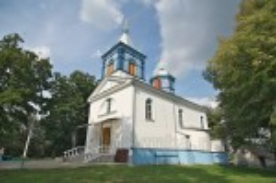 Дубно. Спасо-Преображенська церква