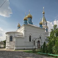 Іллінська церква (м.Дубно, Рівненська обл.)
