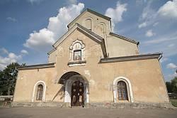 Фасад бернардинського костелу у Дубно
