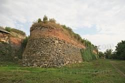 Південний бастіон Дубенського замку