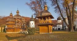 Церква Покрови Богородиці та дзвіниця