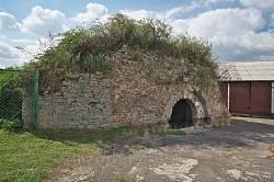Дубенський замок. Вхід у каземат