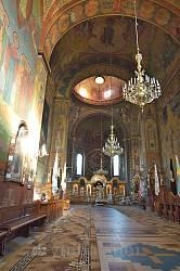 Інтер'єр церкви св.Серця Христового у Жовкві
