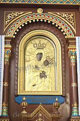 Бережанская икона Богородицы