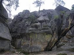 Скелі Довбуша біля Бубнища