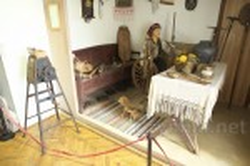 Інтер'єр селянської хати