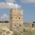 Башня Криско (Христа). Феодосия, Цитадель