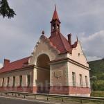 Село Карпати. Залізнична станція