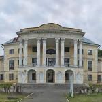 Вороновиця. Палац садиби Грохольських
