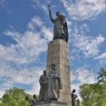 Чигирин. Пам'ятник Богдану Хмельницькому