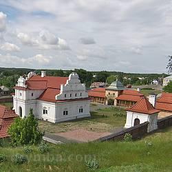 Резиденція Богдана Хмельницького (реконструкція) (м.Чигирин, Черкаська обл.)