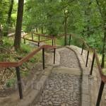 Сходи на Замкову гору у Чигирині