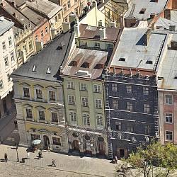 Площадь Рынок (г.Львов)