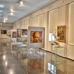 Експозиція музею Тараса Шевченка на Тарасовій горі. Фото 1