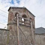 Бережани. Дзвіниця вірменського костелу Різдва Діви Марії