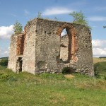 Оборонна башта (руїни)