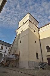 Унівський монастир. Вежа-дзвіниця