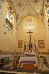 Костел св.Петра і Павла в Перемишлянах. Вівтар