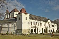 Свято-Успенська Унівська Лавра. Церква, башта та палац