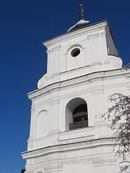 Дзвіниця монастиря оо.Василіян