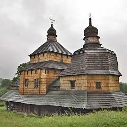 Церква Зіслання Святого Духа (с.Потелич, Львівська обл.)