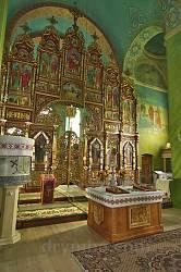 Церква Святої Трійці у Потеличі. Іконостас