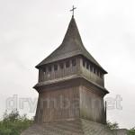 Деревяна дзвіниця церкви Пресвятої Трійці в Потеличі