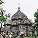 Церковь св.арх.Михаила (с.Подгорцы, Львовская обл.)