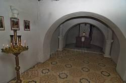 Печерний храм Матері Божої Нерушимої Стіни у Страдчі
