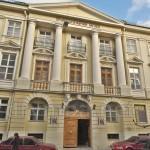Портал природознавчого музею у Львові