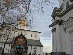 Почаевская Лавра. Троицкий собор