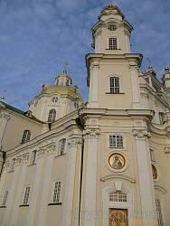 Почаевская Лавра. Башня Успенского собора