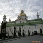 Успенский собор Почаевской Лавры