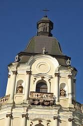 Вежа Микулинецького костелу