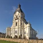 Микулинцы. Костел Пресвятой Троицы
