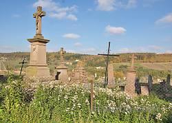 Микулинці. Старий польський цвинтар