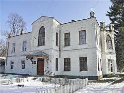 Палац Мордвинових у Тарноруді