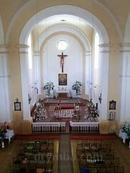 Костел Божої Матері у Тарноруді. Інтер'єр