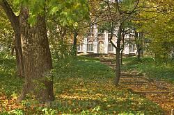 Парк усадьбы Потоцких-Реев. Нижняя часть