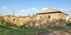 Микулинецький замок. Північно-західна вежа та житлове приміщення