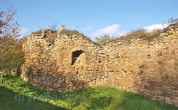Північна башта Микулинецького замку