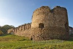Південна вежа Микулинецького замку