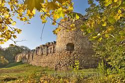 Микулинецький замок. Південно-східна башта