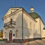 Церква Пресвятої Трійці у Микулинцях