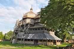 Церква св.Юрія у Дрогобичі