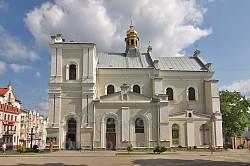 Дрогобич. Церква Пресвятої Трійці