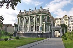 Дрогобич. Палац Йозефа Ротта