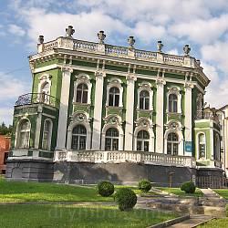 Дрогобицький палац мистецтв (м.Дрогобич, Львівська обл.)