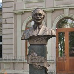 Пам'ятник В'ячеславу Чорноволу у Дрогобичі