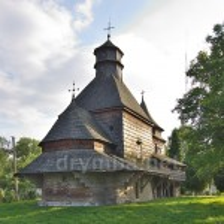 Церква Воздвиження Чесного Хреста (м.Дрогобич, Львівська обл.)